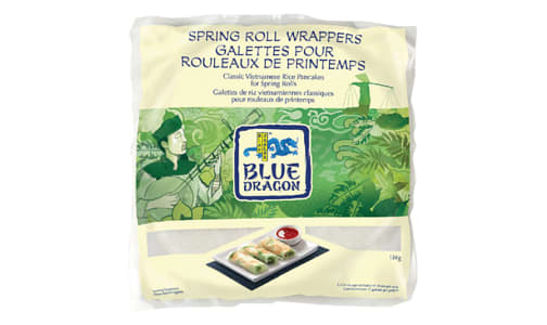 Spring Roll Wrappers- Code#: BR1105