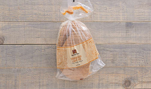 Sourdough Light Rye Bread- Code#: BR122