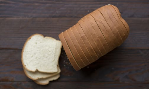 Heather's Buttermilk & Honey Sliced Bread- Code#: BR128