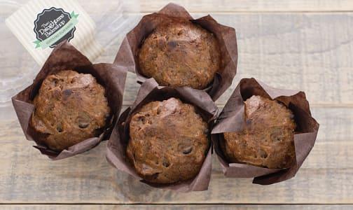 Banana Chocolate Muffins- Code#: BR1520