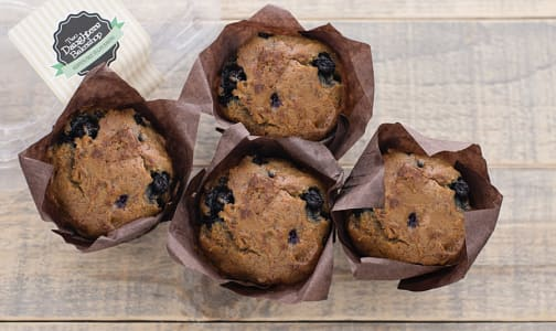 Blueberry Banana Muffins- Code#: BR1522