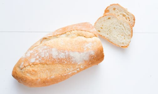 French Loaf Unsliced- Code#: BR162