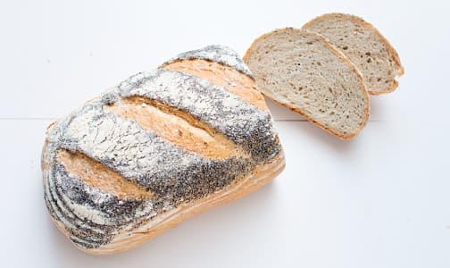Winnipeg Rye Loaf Unsliced- Code#: BR195