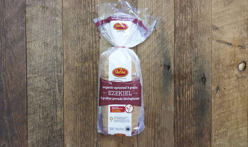 Organic Sprouted 8 Grain Ezekiel Bread (Frozen)- Code#: BR273