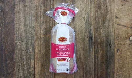 Organic Multigrain Bread (Frozen)- Code#: BR277