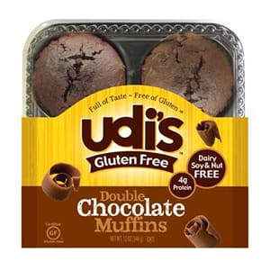 Double Chocolate Muffins (Frozen)- Code#: BR3053