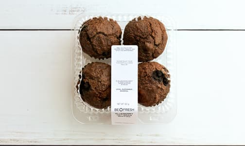 Blueberry, Oat & Bran Muffins- Code#: BR3123