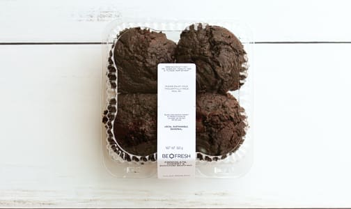 Chocolate, Zucchini and Cherry Muffins- Code#: BR3154