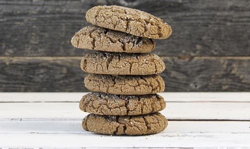Ginger Molasses Cookies- Code#: BR3167