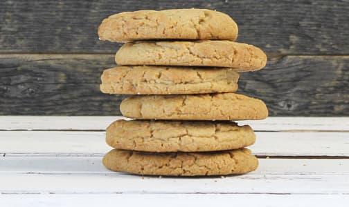Gluten Free, Peanut Butter Cookies- Code#: BR3169