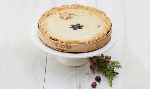 Blueberry + Cranberry Pie (Frozen)- Code#: BR3172
