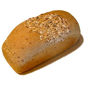 Organic Muesli Whole Wheat Unsliced Bread- Code#: BR3212