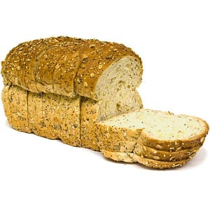 12 Grain Sliced Bread- Code#: BR3302