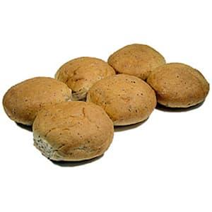 Stoneground Hamburger Buns- Code#: BR3442