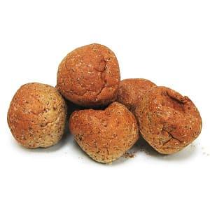 Trimcea flax Crusty Buns- Code#: BR3454
