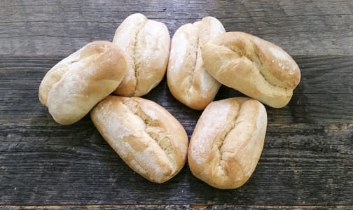 German Crusty Buns- Code#: BR3709