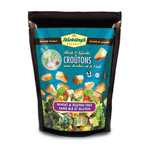 Rice Croutons - Gluten Free!- Code#: BR561