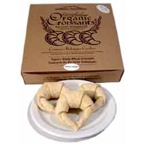 Organic Ready-to-Bake Whole Wheat Croissants (Frozen)- Code#: BR619