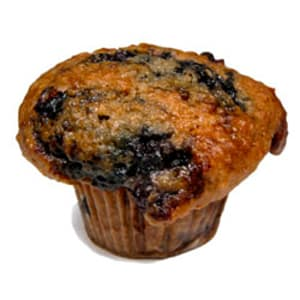 Blueberry Oatmeal Muffins- Code#: BR693