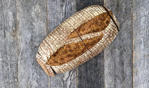 Organic Whole Grain Levain FROZEN (Frozen)- Code#: BR8026