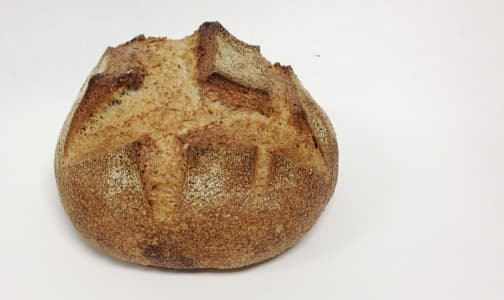 Pain au Levain (Traditional French Sourdough) SLICED- Code#: BR8029