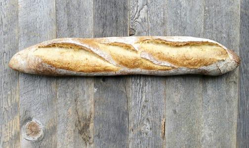 Baguette Parisien Unsliced- Code#: BR8041