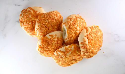 Cheddar Cheese Kaiser Buns- Code#: BR8076