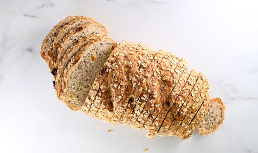 Alpine Muesli Loaf (15% rye)- Code#: BR8084