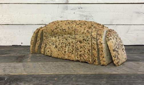 Multigrain Bread (50% rye)- Code#: BR8098