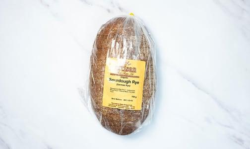 Organic Sourdough Rye Bread- Code#: BR944