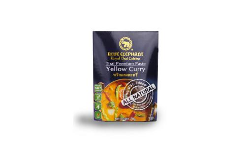 Yellow Curry Paste- Code#: BU0017