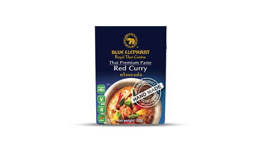 Red Curry Paste- Code#: BU0018