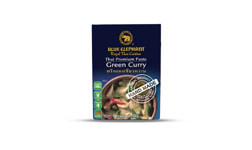 Green Curry Paste- Code#: BU0019