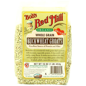 Organic Raw Buckwheat Groats- Code#: BU001