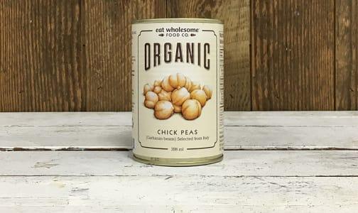 Organic Chickpeas- Code#: BU0028