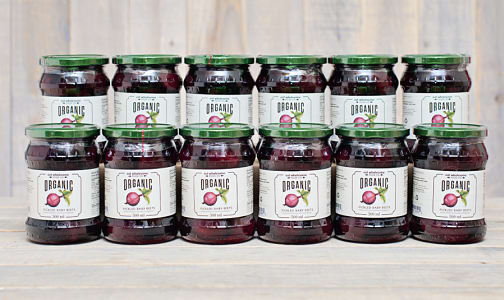 Organic Pickled Baby Beets - CASE- Code#: BU0046-CS