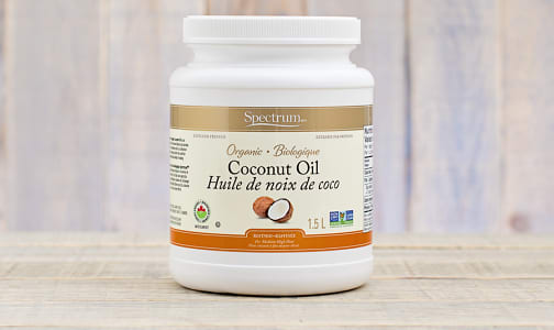 Organic Refined Coconut Oil- Code#: BU0057