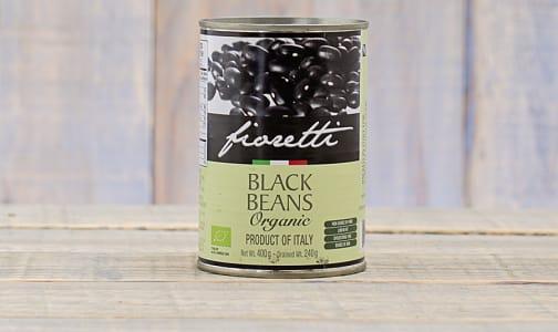 Organic Black Beans- Code#: BU0099
