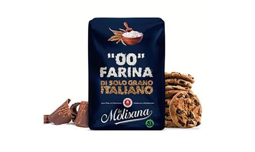 00  Flour, Extra Fine- Code#: BU0125