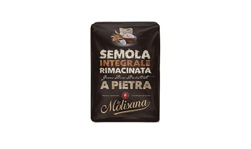 Whole Wheat Semola- Code#: BU0126