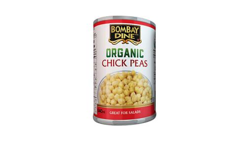 Organic Chickpeas- Code#: BU0128