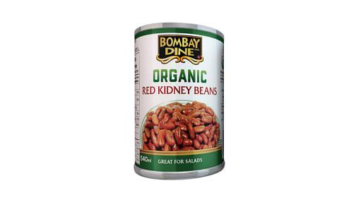 Organic Red Kidney Beans- Code#: BU0129