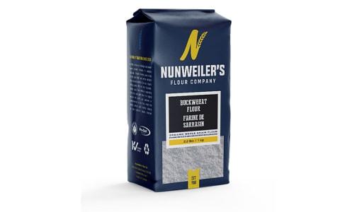 Organic Buckwheat Flour- Code#: BU0137