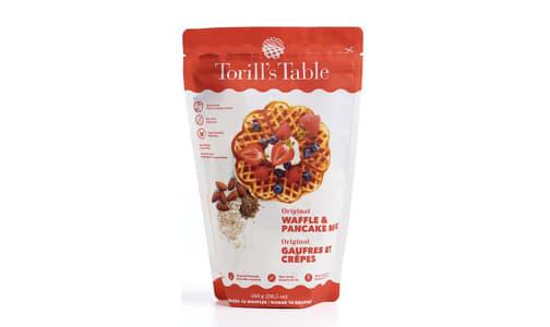Original Waffle & Pancake Mix- Code#: BU0182