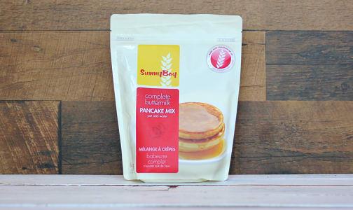 Complete Buttermilk Pancake Mix- Code#: BU0211