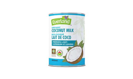 Organic Coconut Milk- Code#: BU0227