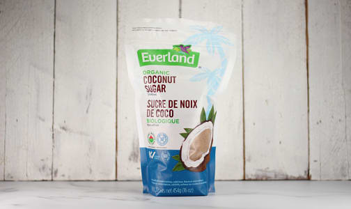 Organic Coconut Sugar- Code#: BU0243