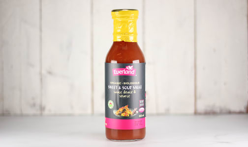 Organic Sweet & Sour Sauce- Code#: BU0269