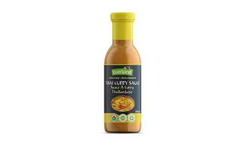 Organic Thai Curry Sauce- Code#: BU0279