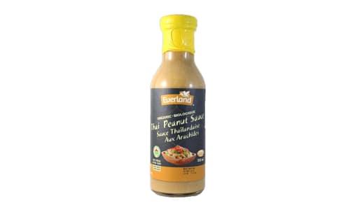 Organic Thai Peanut Sauce- Code#: BU0287
